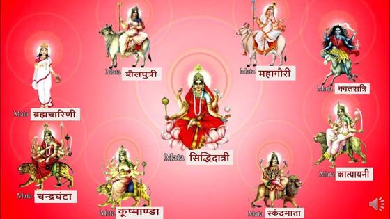 क्या नवरात्रि -पूजन के 9 दिवस नवचक्रों के जागरण का समय है?