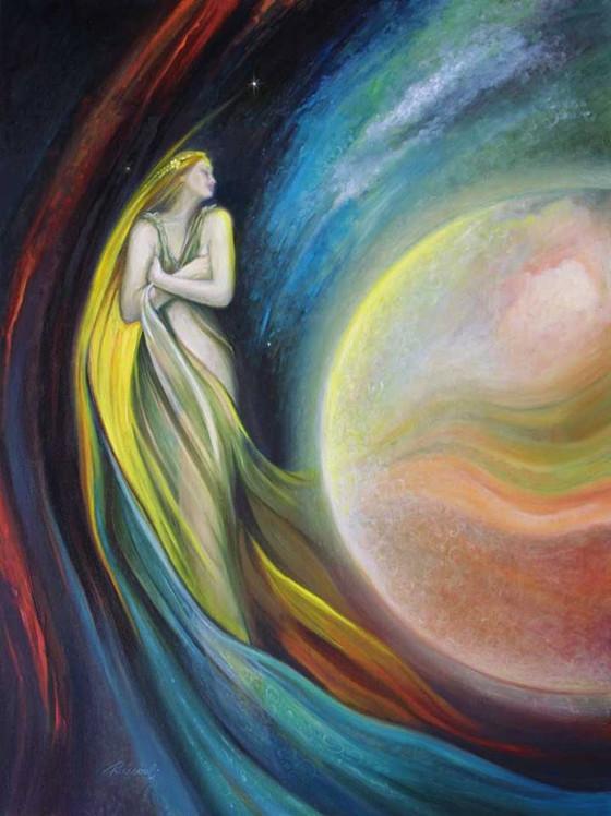 वैदिक ग्रंथ के अनुसार , अशरीरी आत्मा का रूप स्थिर है या गतिमान?क्याये आत्माएं, कभी -कभी किन्हीं शरी