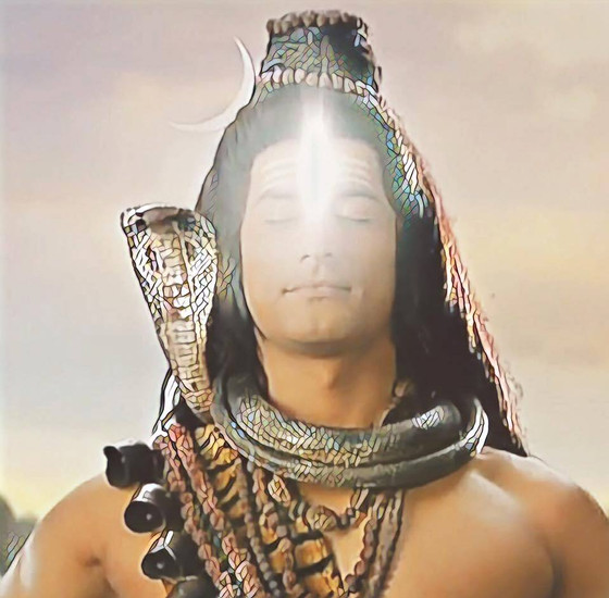 WHAT IS THE SIGNIFICANCE OF THIRD EYE OF SHIVA ?SHIVA-10