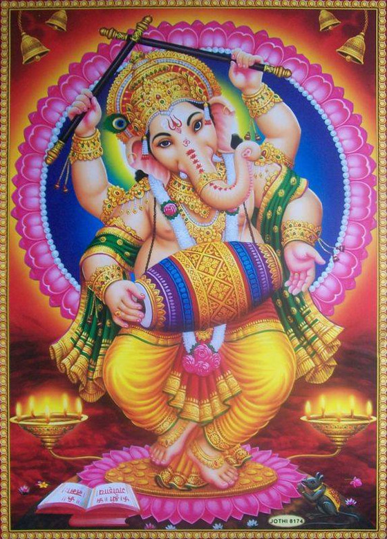 WHAT IS THE SIGNIFICANCE OF SRI GANESH?