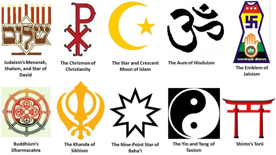 NAME FOURTEEN HINDU TRDADITION WHICH ARE COMMON IN ALL RELIGIONS?