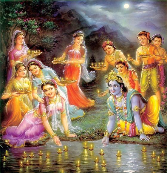 क्या है भगवान श्री कृष्ण के 16,108 पत्नियां होने का   रहस्य है?क्या रहस्यो को बिना-जाने... भक्त की भ