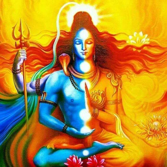 WHAT IS THE CONCEPT OF MIND -BORN CREATION?(DECODATION OF ARDHANARISWAR) -PART- 02..SHIVA-12