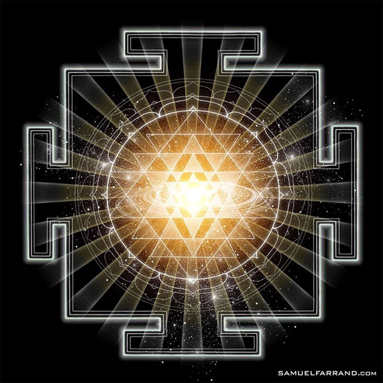 IS SRI YANTRA THE REPRESENTATION OF ALL IN ONE & THE MOTHER OF ALL SECRETS;IS SRI YANTRA THE BEG