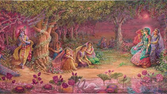 ब्रज भूमि का क्या महत्व  है ?क्या है ब्रज के सुप्रसिद्ध वनों के नाम ?