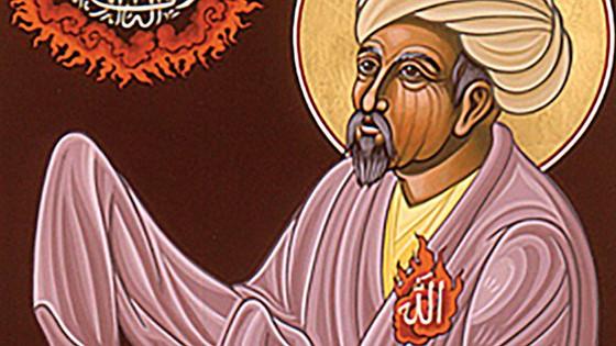 बग़दाद के एक सूफी संत.....मैं खुदा हूँ : मंसूर अल-हलाज