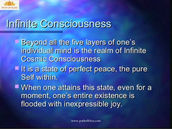 WHAT DOES COSMIC CONSCIOUSNESS MEAN?HOW TO EXPERIENCE COSMIC CONSCIOUSNESS?FOUR PATHS OF YOGA-63