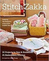 Stitch Zakka book