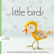 Little Birds sewing project book