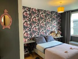 La chambre double Rose