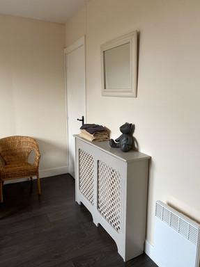 Chambre 2 lits simple