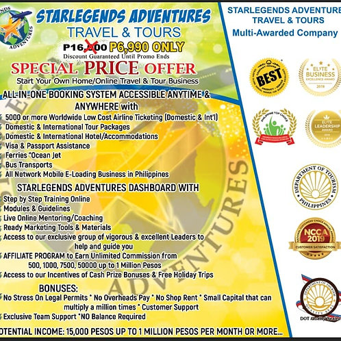 Own Your Ready to Run & Earn Home Online Business  6,990 Pesos!