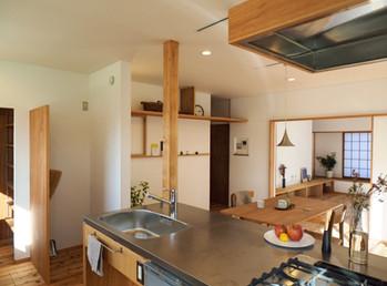 清瀬の家 戸建てリノベーション竣工写真撮影