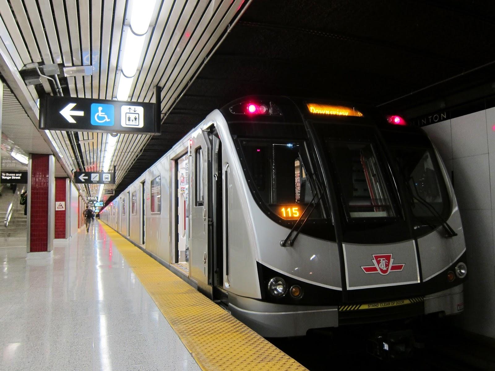 TTC Pape Station Upgrade, Toronto