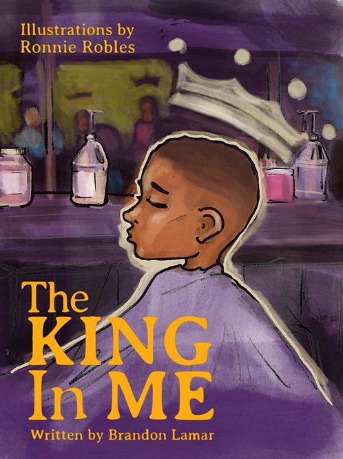 The King In Me Children's Book