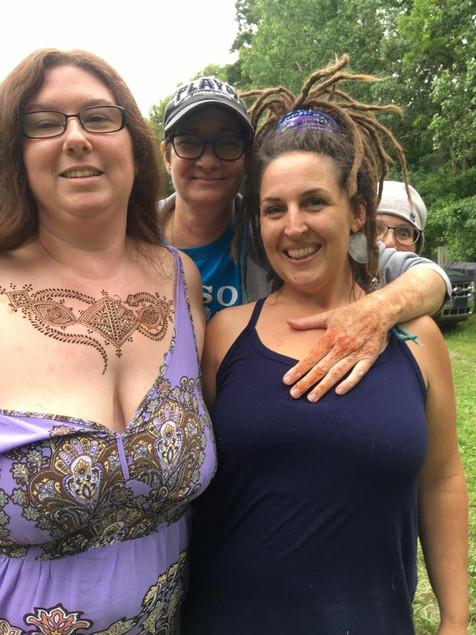 Womens Weekend at Eaglehart Farm