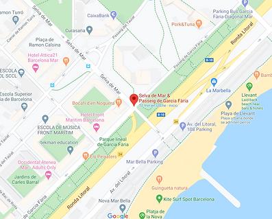 hubicación/location