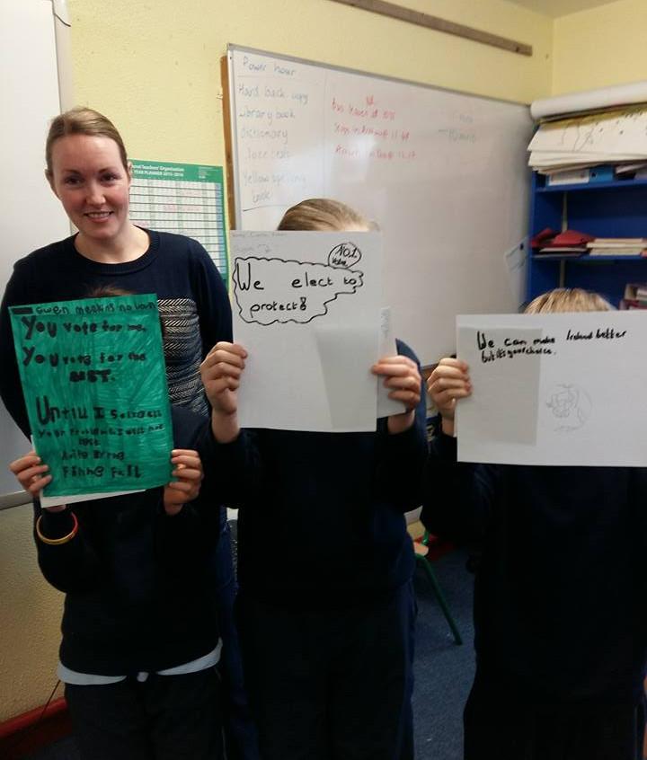 6th class slogan winners