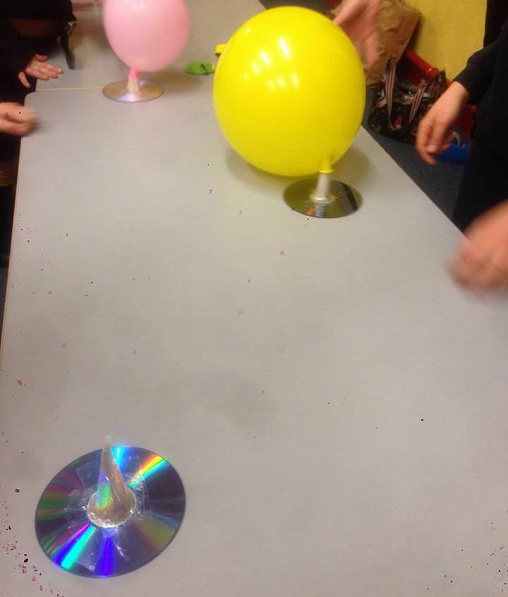 cd hovercrafts