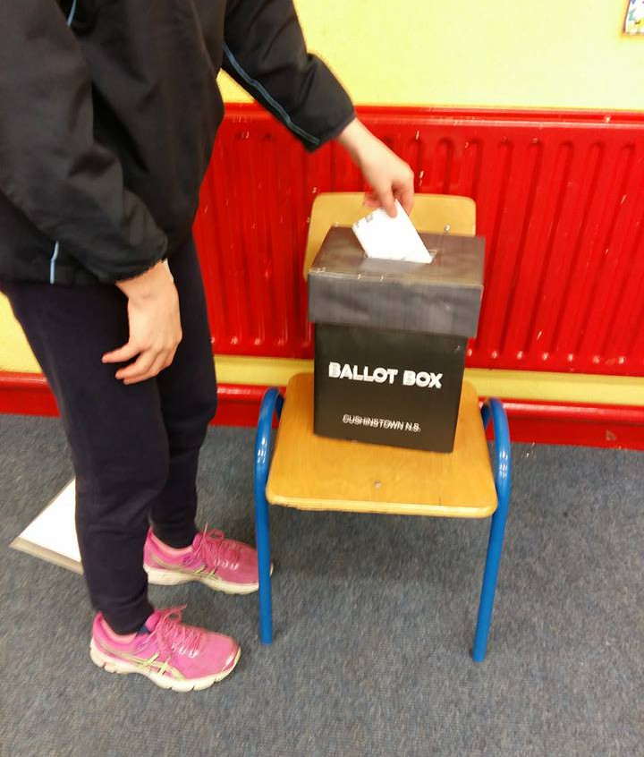 last vote 1