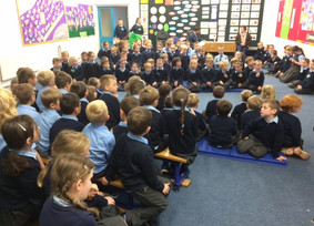 Assembly Awards w/c 3rd Oct