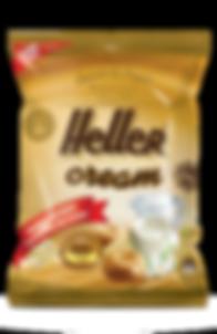 Heller cream rebuçados hard candies