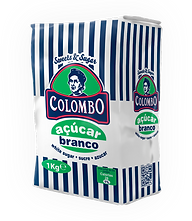 Açúcar colombo white sugar