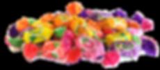 caramelos sortido fruta | fruit soft candies