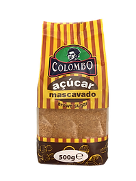 açucar mascavado colombo brown sugar