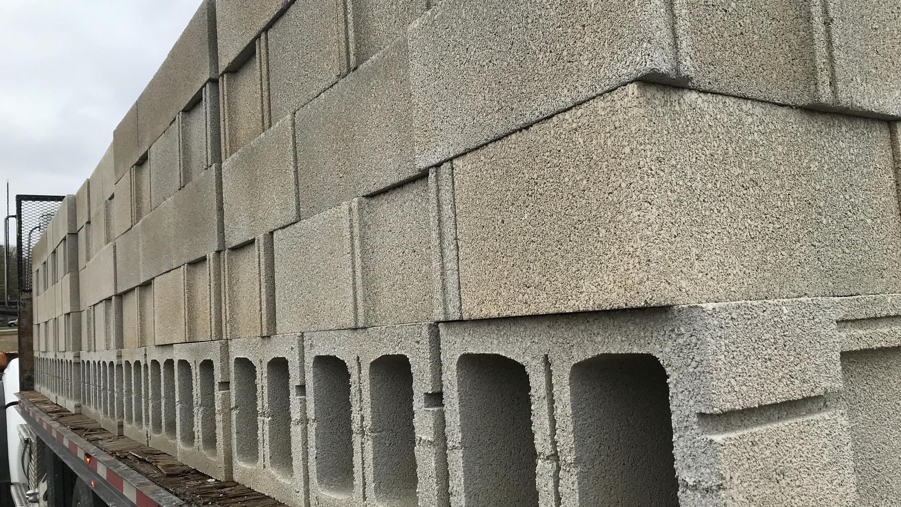 Delivering block for foundation 10-28-20