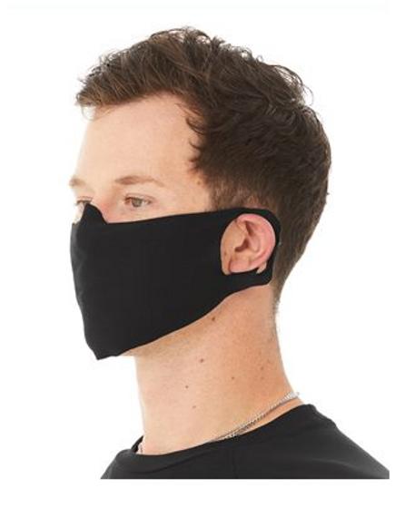 Bella Canvas T Shirt Mask