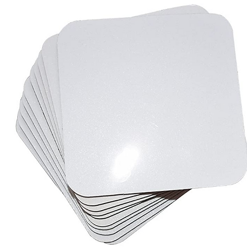 Sublimation Square Coaster (4pk)