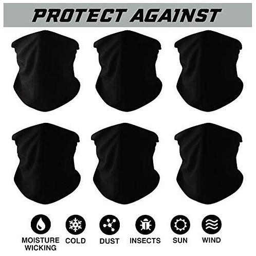 Sports Scarf Tube UV Face Mask