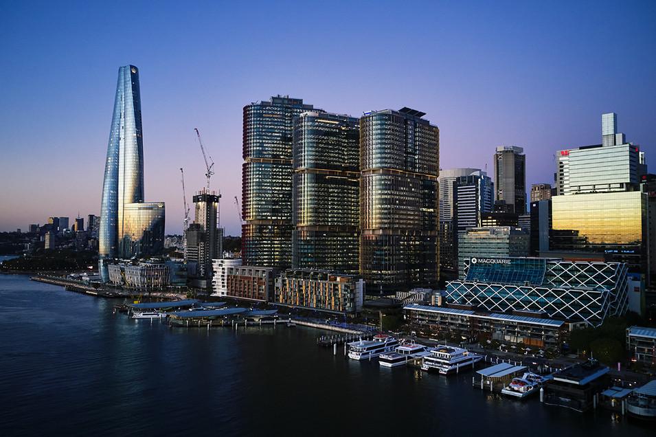 Sydney Sky Line #8