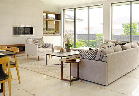 Lounge Firstyle Homes