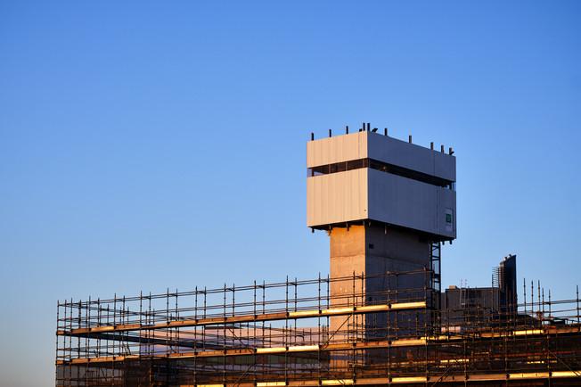 Campbelltown Hospital Industrial Landscape