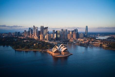 Sydney Sky Line #4