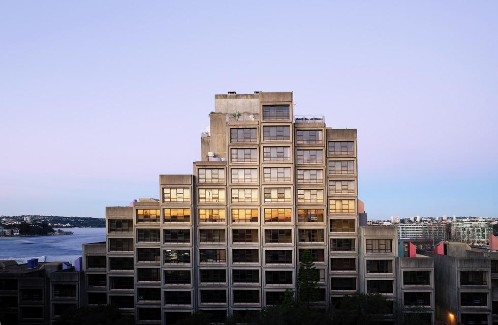 Siruis building Sydney