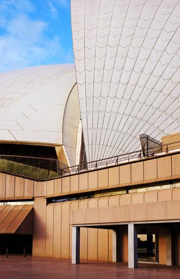 Sydney Opera House Detail