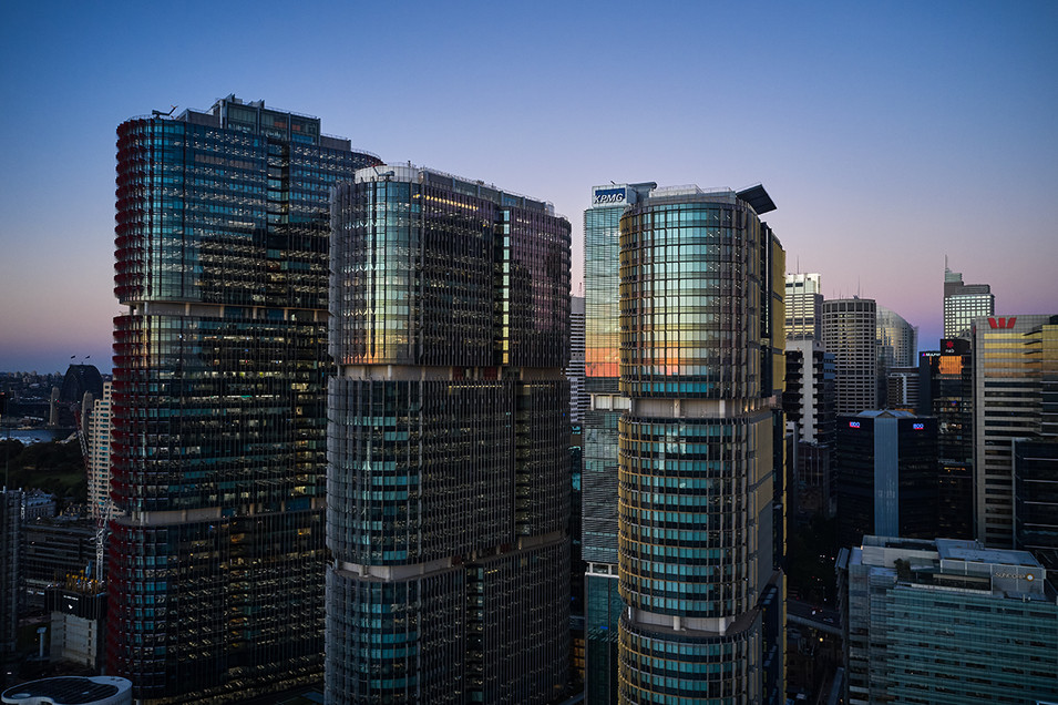 Sydney Sky Line #9