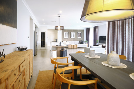 Lounge Dinning Firstyle Homes