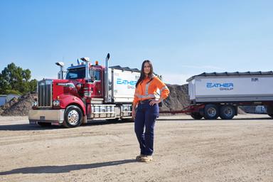 Women in Trucking Australia