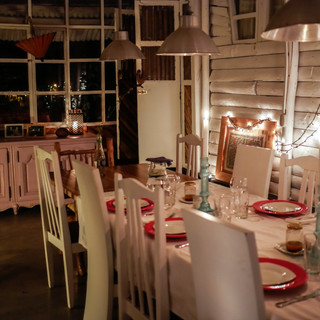 Dinner ambiance