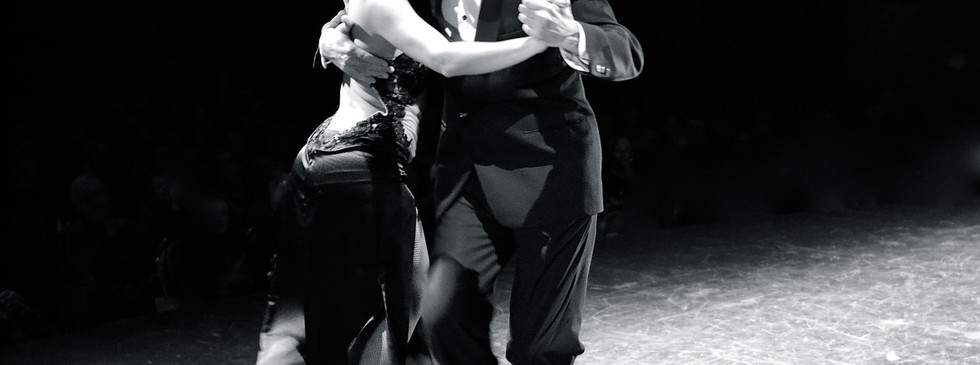Juanma y Natalia Clases y Shows de Tango en Madrid