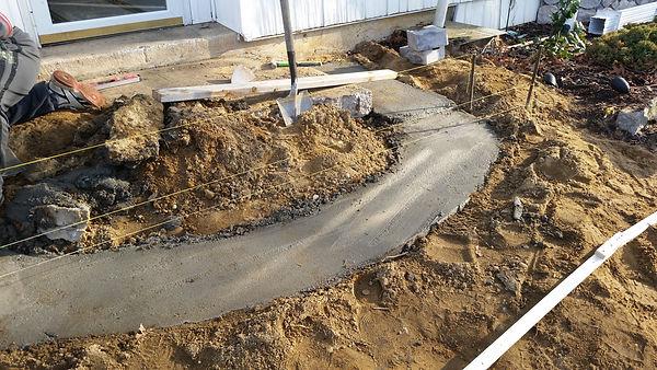 concrete contractors long island