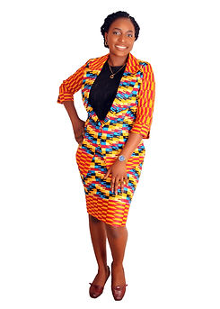 Kente_Skirt_Suit_Two_Piece_Set_African_Print_Ladies_Suit_by_Mieko_Michi_stylish_view