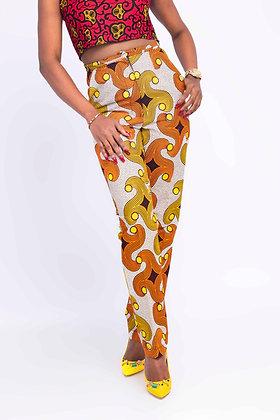 Oluchi Africa Women Pant