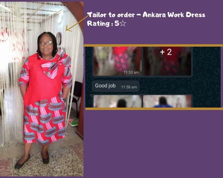 Mieko_Michi_Review_Red_Ankara_Work_Wear_