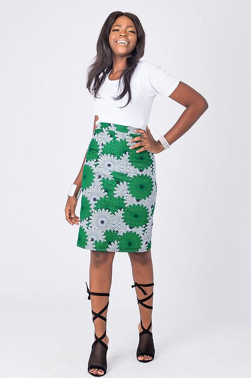 Greenland African Short Skirt