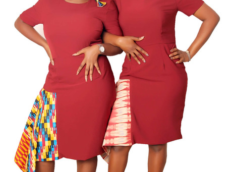 AFRICAN PRINT WORK CLOTHES -IPINLE MMIENU (NEW COLLECTION)